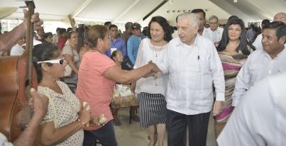 Cumpliré el mandato que me otorgó el pueblo: Núñez