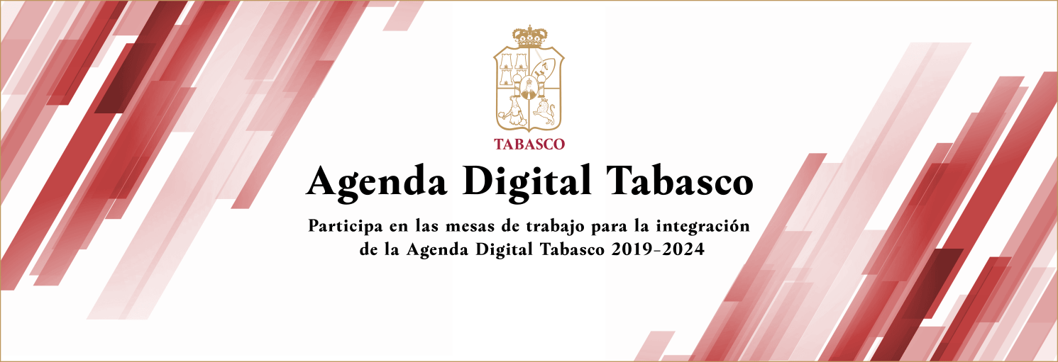 Agenda Digital Tabasco